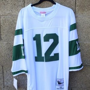 Vintage New York Jets Joe Namath Jersey